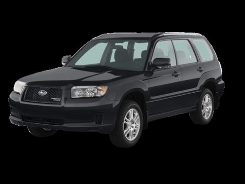 2008 Subaru Forester Sports 25 Xt Overview Msn Autos