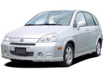2003 Suzuki Aerio Overview Msn Autos