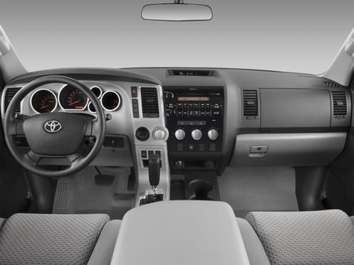 2008 Toyota Tundra 4 0 Auto SR5 Double Cab Interior Photos - MSN Autos
