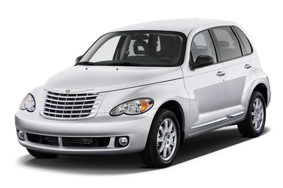 Slide 1 of 25: 2010 Chrysler PT Cruiser