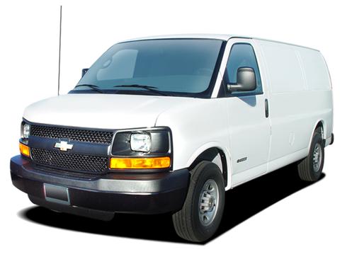 2004 Chevrolet Express Cargo Overview Msn Autos