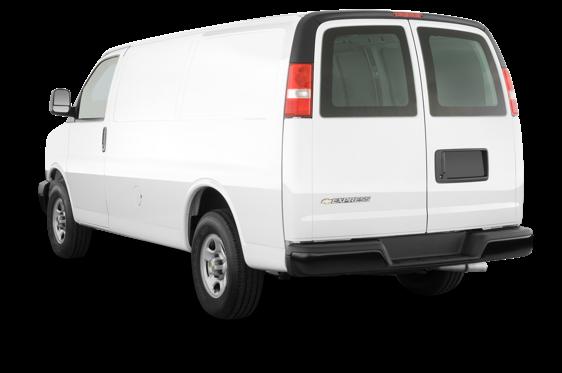 2010 Chevrolet Express Cargo Overview Msn Autos