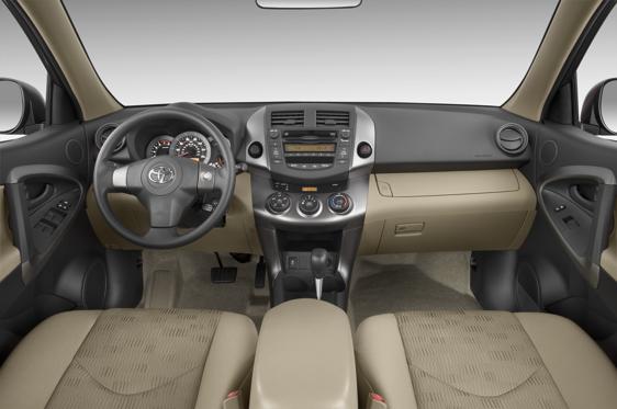 Toyota Rav4 Interior Toyota Rav 4