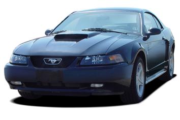 2004 mustang 40th anniversary edition v6 horsepower