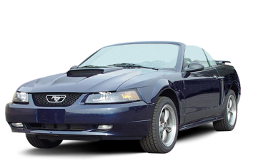 2004 Ford Mustang 4 6 Gt Deluxe Convertible Specs And