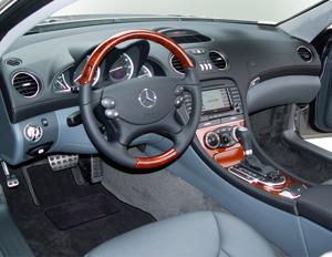 2005 mercedes benz sl class sl500 interior photos msn autos 2005 mercedes benz sl class sl500