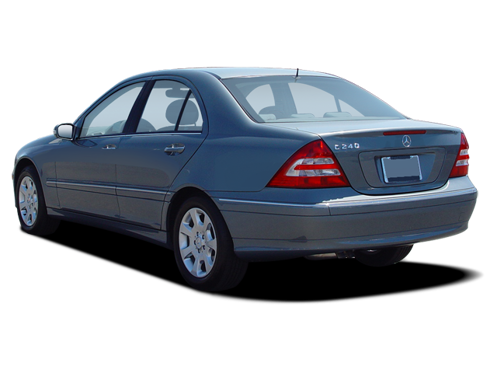 2005 Mercedes Benz C Class C230 Kompressor Sport Hatchback Overview