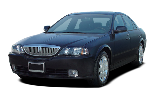 Slide 1 of 5: 2005 Lincoln LS