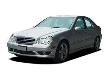 2005 Mercedes Benz C Class C230 Kompressor Sport Sedan Specs And