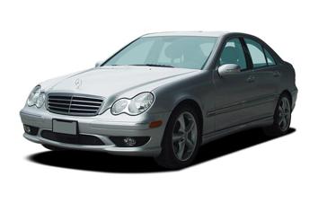 2005 Mercedes Benz C Class C230 Kompressor Sport Sedan Specs And