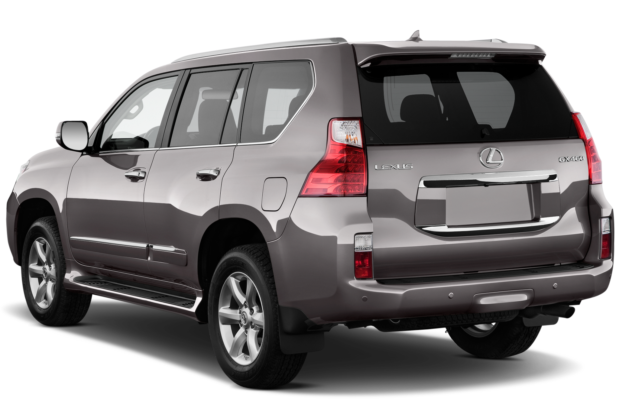 Slide 2 Of 25: 2012 Lexus GX
