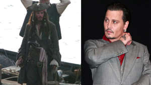 Johnny Depp Never Wants to Look Like Himself on Screen