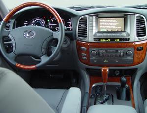 2005 lexus lx 470 interior photos msn autos 2005 lexus lx 470 interior photos msn