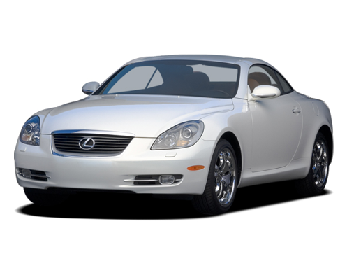 Slide 1 of 18: 2006 Lexus SC
