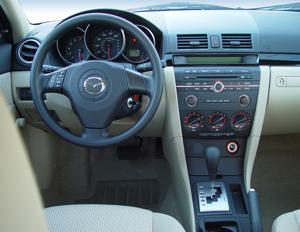 2005 Mazda3 Interior Photos Msn Autos