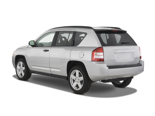 Slide 2 Of 25: 2007 Jeep Compass