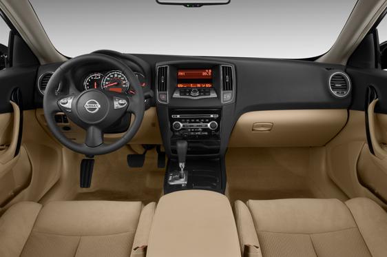 2011 Nissan Maxima 3 5 S Interior Photos Msn Autos