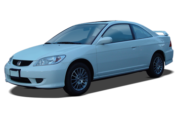 2005 Honda Civic Ex Special Edition Coupe Specs And Features Msn Autos