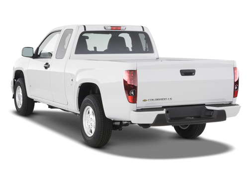 Slide 2 Of 25 2010 Chevrolet Colorado