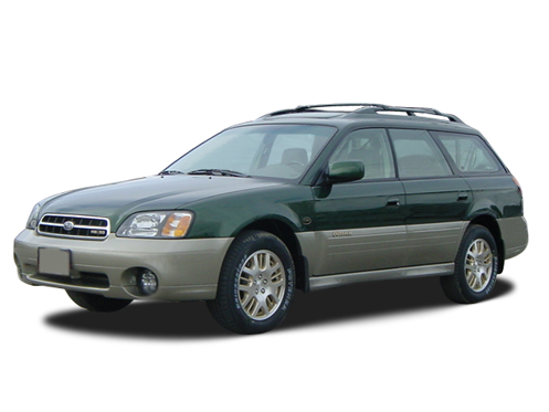 2003 Subaru Outback Limited 4at Wagon Photos And Videos Msn Autos