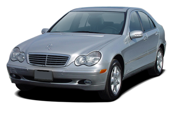 2003 Mercedes Benz C Cl