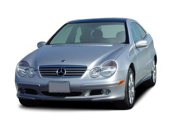 2003 Mercedes Benz C Class C230 Kompressor Sport Hatchback Interior