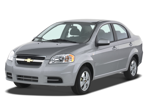 2007 Chevrolet Aveo Overview Msn Autos
