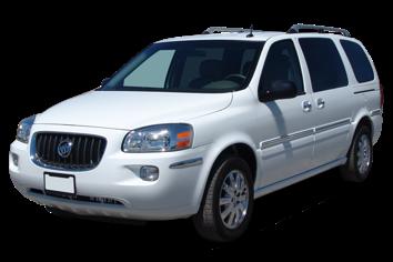 2007 Buick Terraza Overview Msn Autos