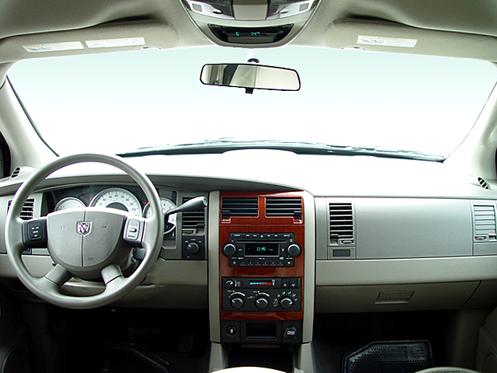 Slide 1 of 11: 2005 Dodge Durango