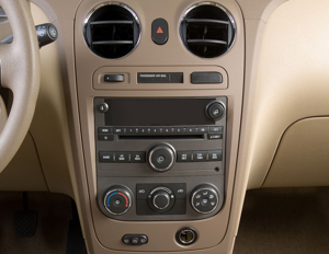 2007 Chevrolet Hhr Interior Photos Msn Autos