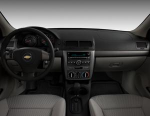 2007 Chevrolet Cobalt Ls Coupe Interior Photos Msn Autos