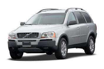 2003 volvo xc90 2.5t a interior features - msn autos