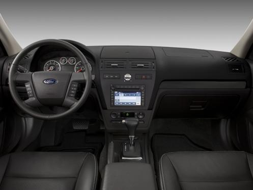 2007 ford fusion interior photos - msn autos