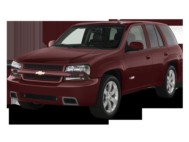 2008 Chevrolet TrailBlazer Specs and Features - MSN Autos