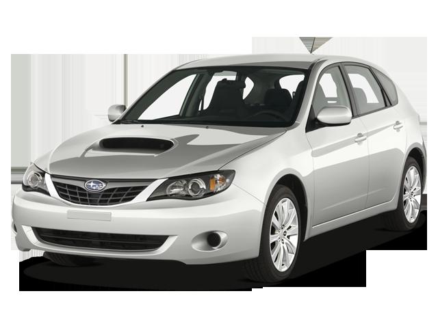 Subaru wrx 2008 specs