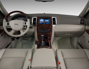 2009 jeep grand cherokee overland 4wd interior photos msn autos 2009 jeep grand cherokee overland 4wd