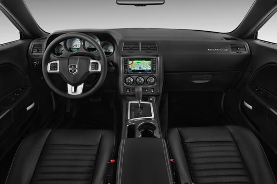 2013 Dodge Challenger Interior Photos Msn Autos