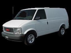 GMC Safari Cargo