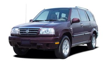 2003 suzuki xl 7 limited 4wd 5at w 3rd row seat reviews msn autos msn com