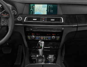 2010 BMW 7 Series 750Li xDrive Interior Photos - MSN Autos