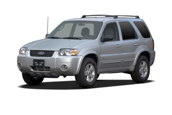 2006 Ford Escape Hybrid 4x4 Reviews Msn Autos