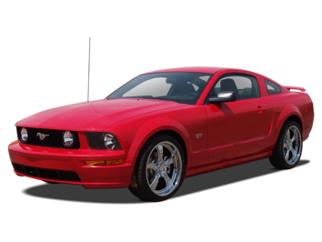 2005 Ford Mustang Gt Premium Coupe Specs And Features Msn Autos