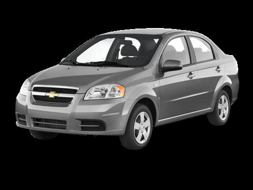 2008 Chevrolet Aveo Overview Msn Autos