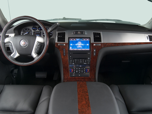 2007 Cadillac Escalade Ext Interior Photos Msn Autos