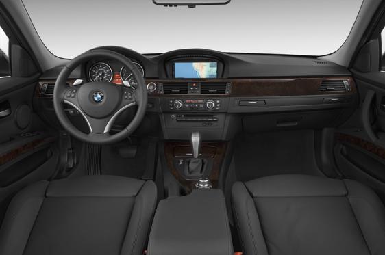 2008 BMW 3 Series Interior Photos - MSN Autos