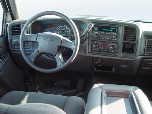 2005 Chevrolet Silverado 3500 Interior Photos Msn Autos