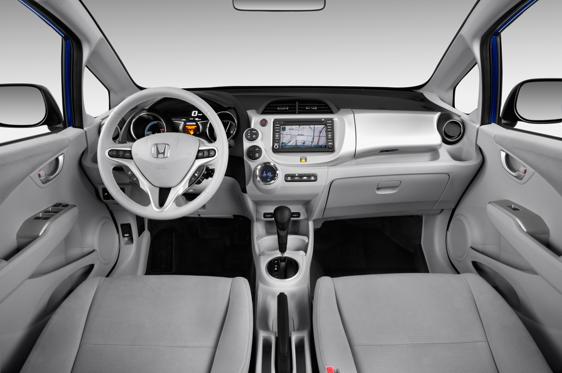 2014 Honda Fit Interior Photos Msn Autos