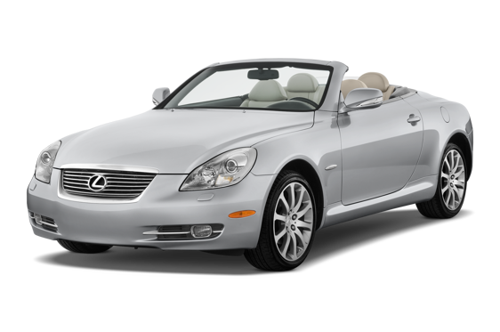 Slide 1 of 25: 2010 Lexus SC