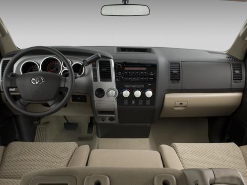 2007 Toyota Tundra Interior Photos - MSN Autos