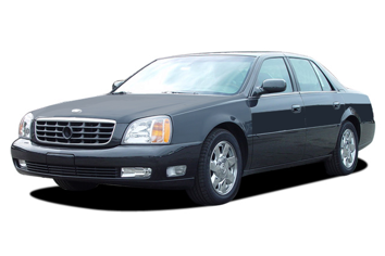 The Best Cadillac Dhs 2003